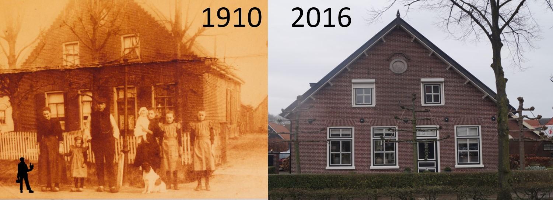 hoofdweg-1910-2016