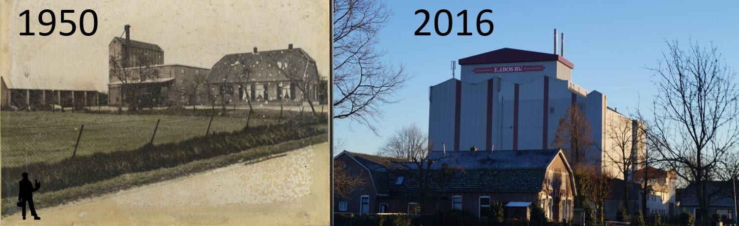 hoofdweg-1950-2016